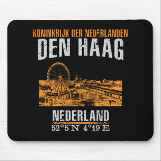 Den Haag Mouse Pad