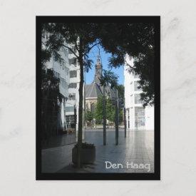 Den Haag postcard