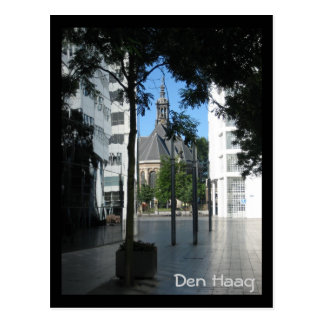 Den Haag Post Card