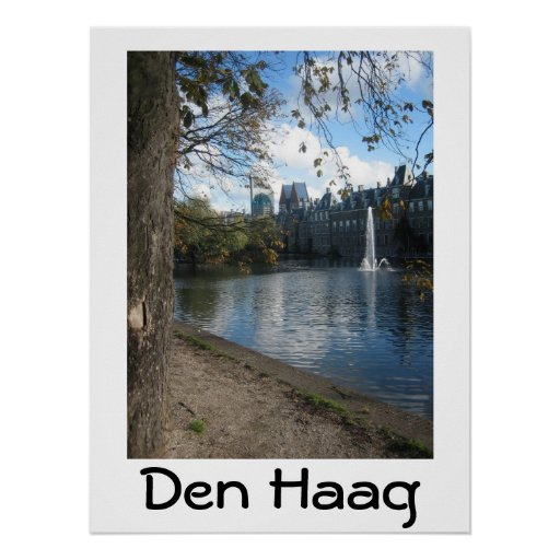 Den Haag Poster