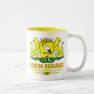 Den Haag (The Hague) Two-Tone Coffee Mug