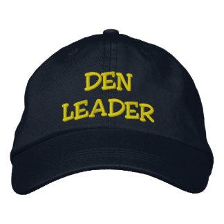 DEN LEADER EMBROIDERED HAT