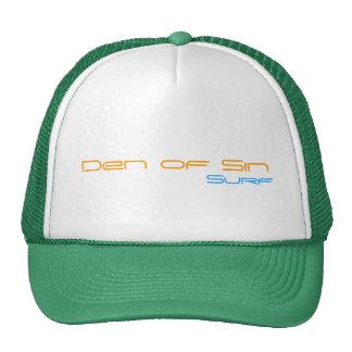 Den of Sin, Surf Trucker Hat
