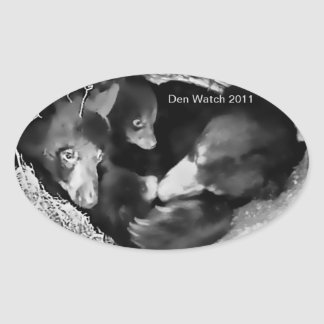 Den Watch 2011 Sticker