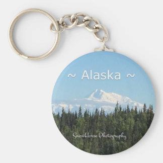 Denali Alaska Key Chain