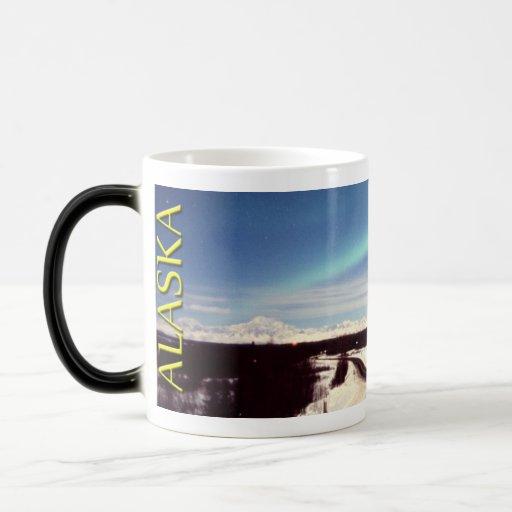 Denali Arc 11 Oz Magic Heat Color-Changing Coffee Mug