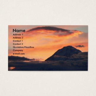 Denali at Midnight Profile Card
