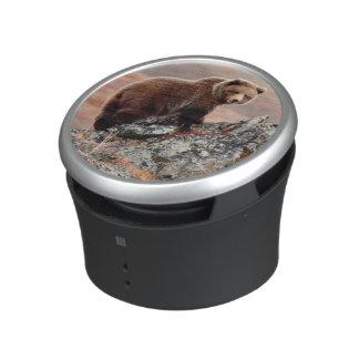 Denali Brown Bear Bluetooth Speaker