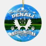 Denali Camper Christmas Ornament