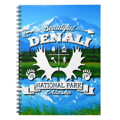 Denali Camper Note Books