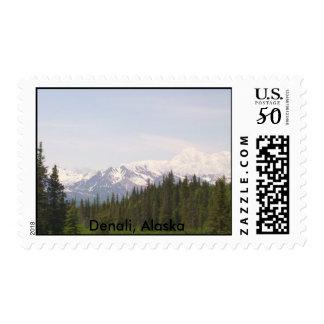 Denali, Denali, Alaska Postage