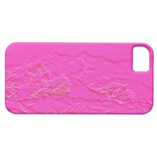 Denali el monte McKinley en caso del teléfono de A iPhone 5 Carcasa