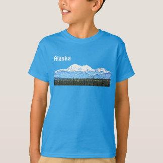 Denali (el monte McKinley) Remera