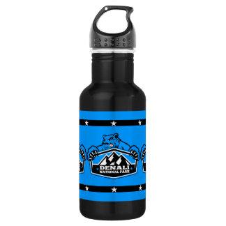 Denali Ice Bear Stainless Steel Water Bottle