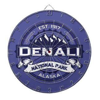 Denali Midnight Dartboard