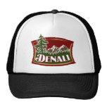 Denali Mountain Scene Trucker Hat