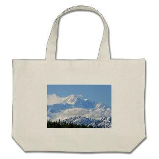 Denali Mt McKinley Alaska Bolsas De Mano