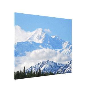 Denali / Mt McKinley Alaska Canvas Prints