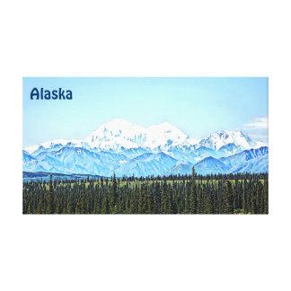 Denali (Mt. McKinley) Canvas Prints