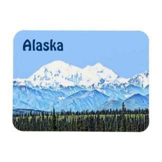 Denali (Mt. McKinley) Magnet