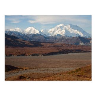 Denali, Mt. McKinley Postcard