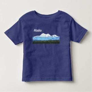 Denali (Mt. McKinley) Toddler T-shirt