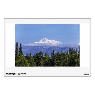 Denali (Mt. McKinley) Wall Sticker