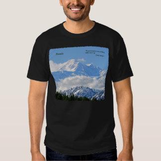 Denali: Mtns are calling / J Muir Shirt