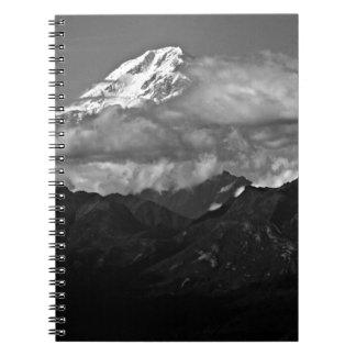 Denali National Park Alaska Mt. McKinley Notebook