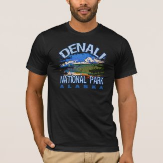 Denali National Park, Alaska T-Shirt
