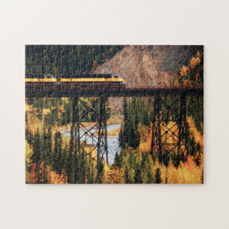 Denali National Park and Preserve USA Alaska Jigsaw Puzzle