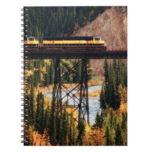 Denali National Park and Preserve USA Alaska Note Books