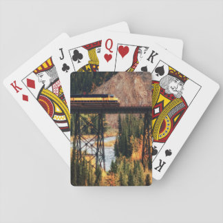 Denali National Park and Preserve USA Alaska Playing Cards