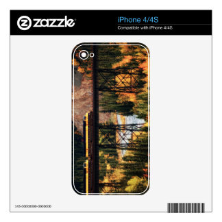 Denali National Park and Preserve USA Alaska Decals For iPhone 4S