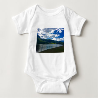 Denali National Park Baby Bodysuit