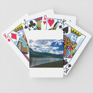 Denali National Park Bicycle Playing Cards