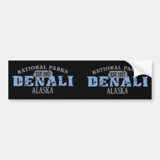 Denali National Park Bumper Sticker