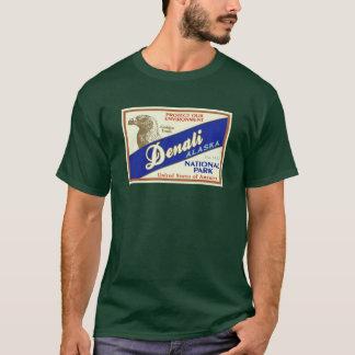 Denali National Park (Golden Eagle) T-Shirt