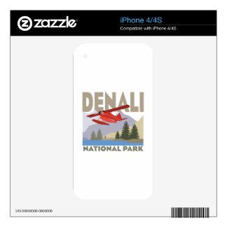 Denali National Park iPhone 4 Decal