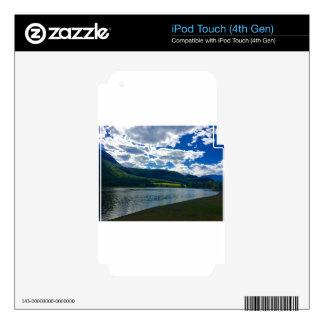 Denali National Park iPod Touch 4G Skins