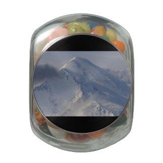 Denali National Park Jelly Belly Candy Jar