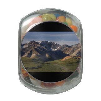 Denali National Park Jelly Belly Candy Jars