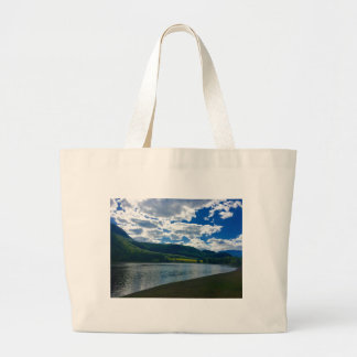 Denali National Park Large Tote Bag