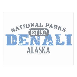 Denali National Park Postcards