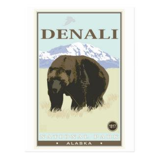 Denali National Park Post Cards