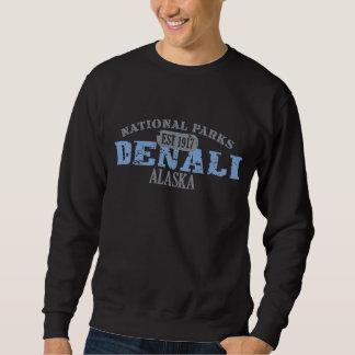 Denali National Park Pullover Sweatshirt