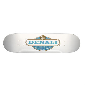 Denali National Park Skateboard Deck