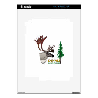 DENALI NATIONAL PARK SKINS FOR iPad 2