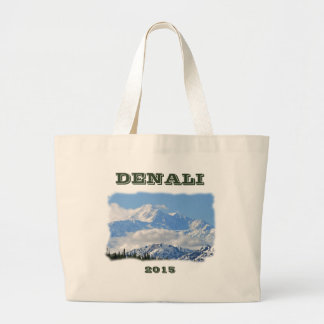 Denali Officially renamed from McKinley Template Large Tote Bag