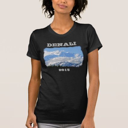 Denali Officially renamed from McKinley Template Tee Shirts